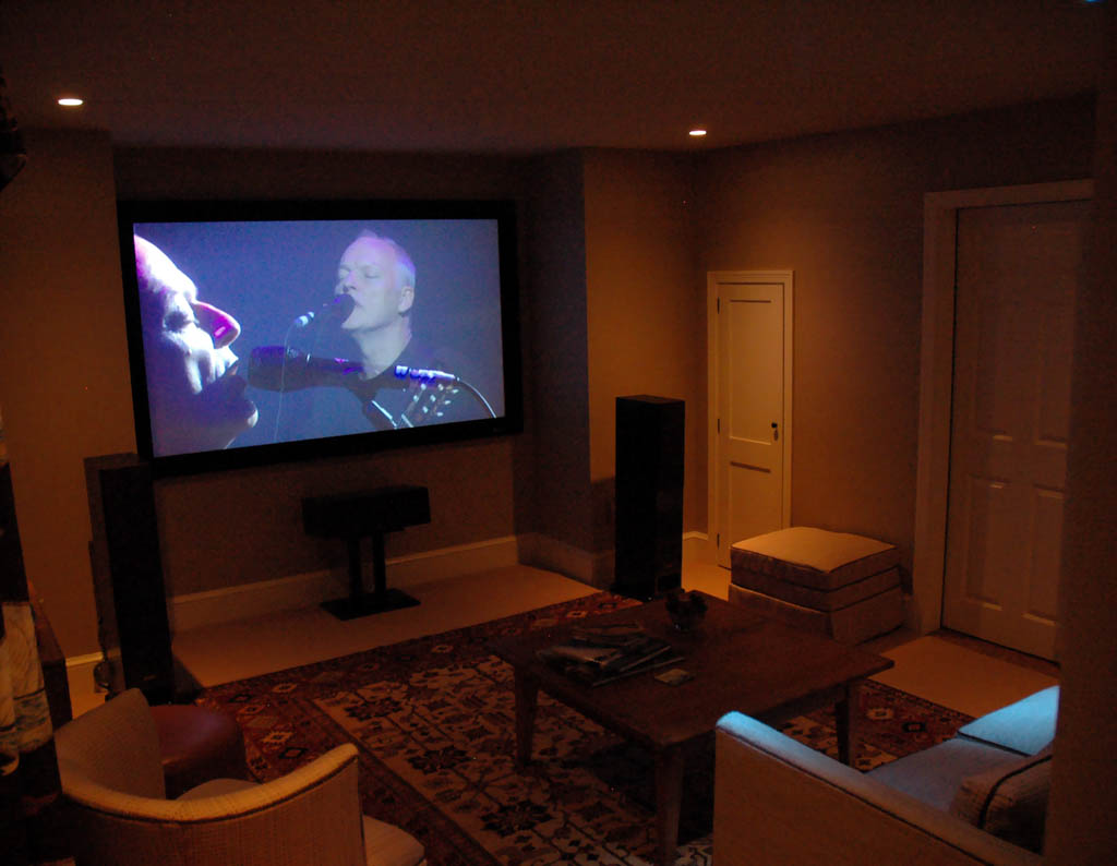Soundwaves Home Theater Room Photos